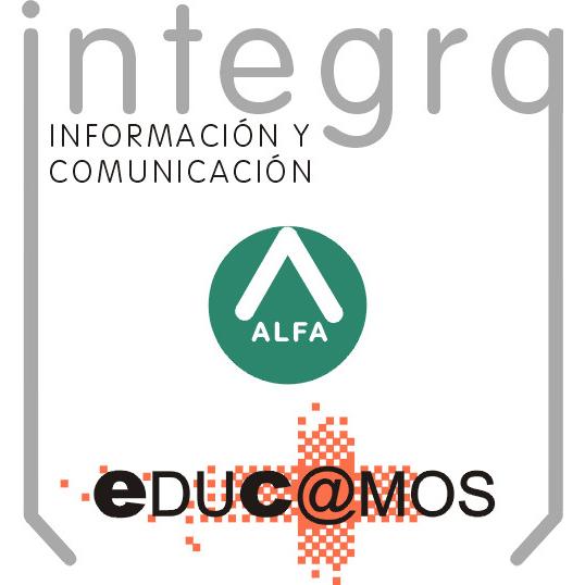 logotipo de INTEGRA INFORMACION Y COMUNICACION SL